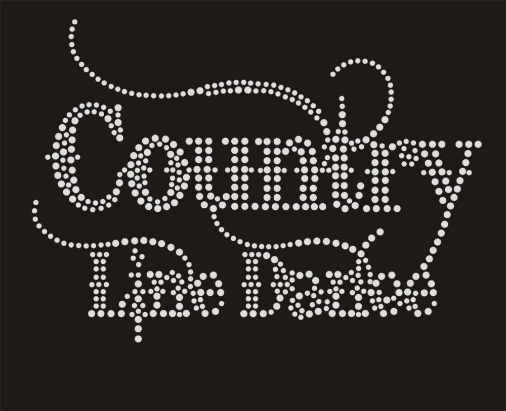 danse en ligne country