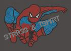 T-shirt  spiderman  en strass E7